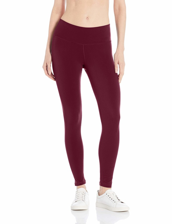 Thumbnail for your product : Amazon Essentials Women's Performance Mid-Rise 7/8 Length Legging