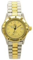 Tag Heuer 2000 Professional 200 964.008 Stainless & Gold Plated Quartz 27mm Women