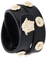 Versace Medusa wrap bracelet