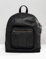 Dr. Martens Small Slouch Leather Backpack