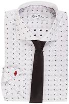 Robert Graham Maldon Dress Shirt Men's Long Sleeve Button Up