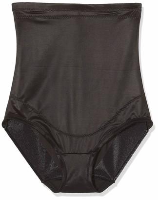 Miraclesuit Women's Culotte Taille Haute Noire-Flexible Fit Waist Shapewear