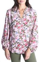 KUT from the Kloth Elenie Floral Top