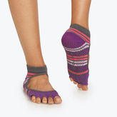Gaiam Mary Jane No-Slip Yoga Sock