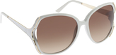 Jessica Simpson Women's J5389 Oversized Sunglasses