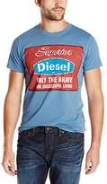 Diesel Men's T-Isavros T-Shirt