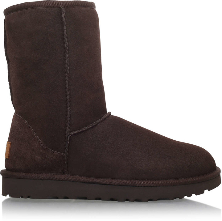 19a68823bb3 Brown Shearling Boots - ShopStyle UK