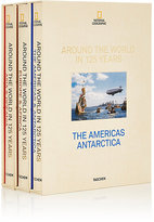 Taschen National Geographic: Around the World in 125 Years Three-Volume Set
