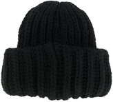 Federica Moretti chunky knit hat - women - Acrylic/Virgin Wool - One Size