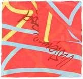 Vivienne Westwood printed scarf