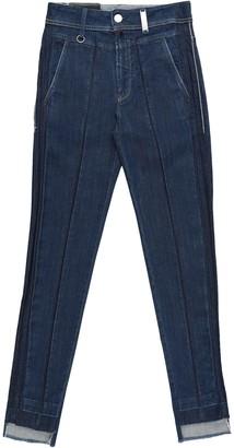 High Denim pants