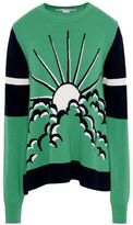 Stella McCartney sun intarsia jumper