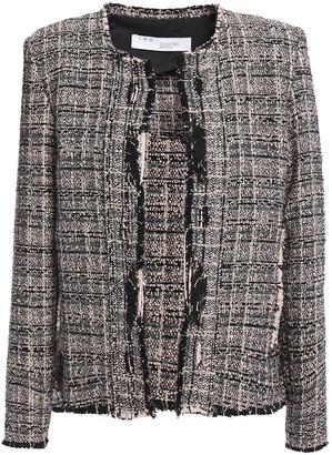 IRO Jocund Cotton-blend Boucle-tweed Jacket