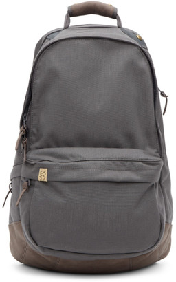 Visvim Grey Cordura 22L Backpack