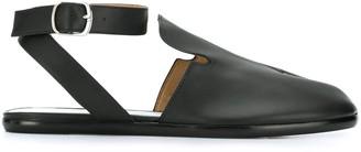 Maison Margiela Tabi cleft toe flat sandals