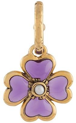 Goossens Talisman clover earring