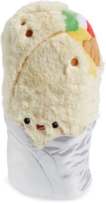 Squishable Kids' Burrito Plush Toy