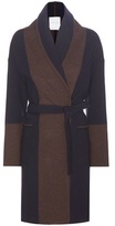Callens Virgin Wool And Cashmere Coat