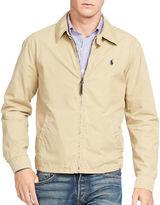 Polo Ralph Lauren Cotton Poplin Windbreaker Jacket