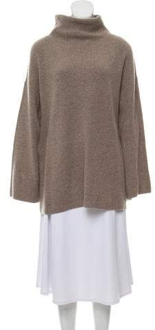 148 Cashmere Mock Sweater w- Tags