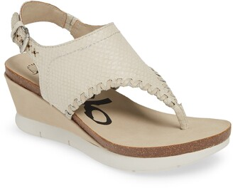 OTBT Meditate Wedge Sandal