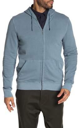 BOSS Seaton Front Zip Hooded Jacket