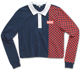 Vans Pro Stitched Polo Top