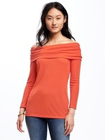 Old Navy Off-the-Shoulder Top for Women