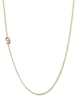 Maya Brenner Asymmetrical Number Necklace - 9