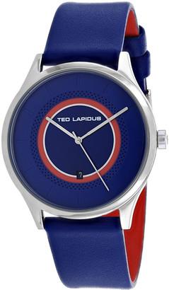 Ted Lapidus Men's Classic Watch