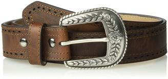 Ariat Women's Perforated Edge Belt