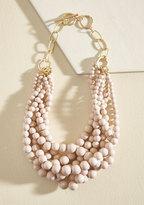 Burst Your Bauble Necklace in Petal