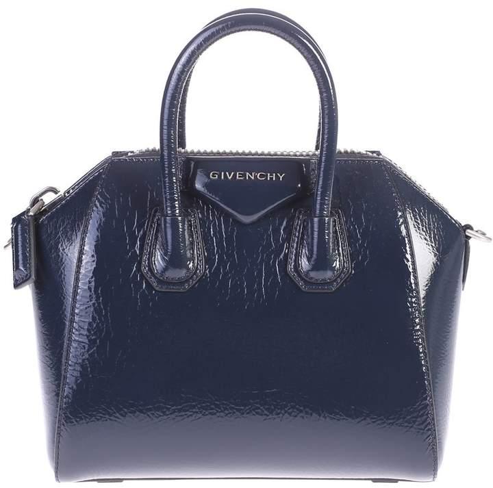 Givenchy Violet Mini Antigona Bag