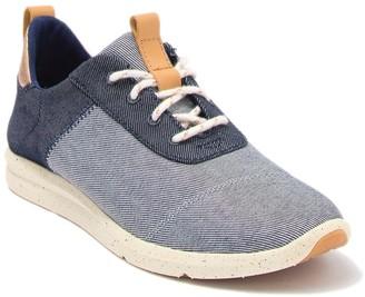 Toms Cabrillo Two-Tone Chambray Sneaker