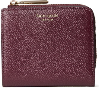 Kate Spade Small Leather Bifold Wallet