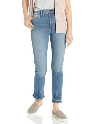 Hudson Jeans Women's Holly HIGH Rise Straight Crop 5 Pocket Jean