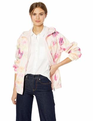 Nanette Lepore Women's Printed Windbreaker Jacket