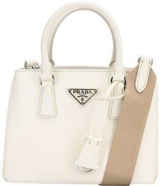 Prada Galleria Micro Top Handle Bag