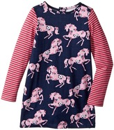 Hatley Prancing Horses Mod Dress Girl's Dress