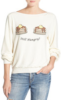 Wildfox Couture Still Hungry Pullover