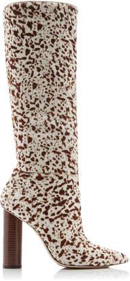 Ulla Johnson Jerri Spotted Boots Size: 39
