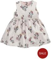 Mamas and Papas Baby Girls Flower Printed Dress
