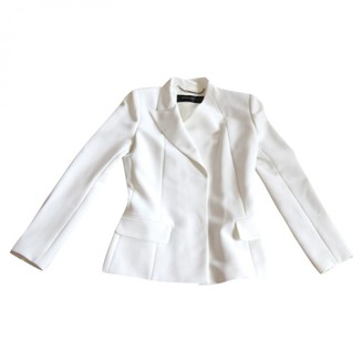 Barbara Bui White Jacket for Women