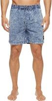 RVCA Fade Elastic Trunk Men's Swimwear