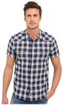 Lucky Brand Short Sleeve San Berdu Shirt