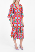 Andrew Gn Printed Dress