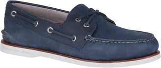 Sperry Gold Cup Authentic Original Cross Lace Boat Shoe