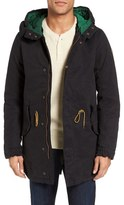 Scotch & Soda Long Fishtail Parka