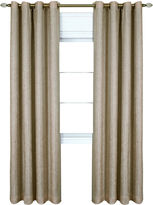 Asstd National Brand Taylor Blackout Grommet-Top Curtain Panel
