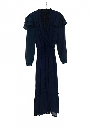 Birgitte Herskind Navy Dress for Women